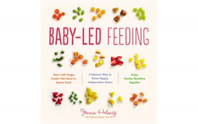 Baby-Led Feeding, a fascinating new book that tells you to go ahead and skip pureés.