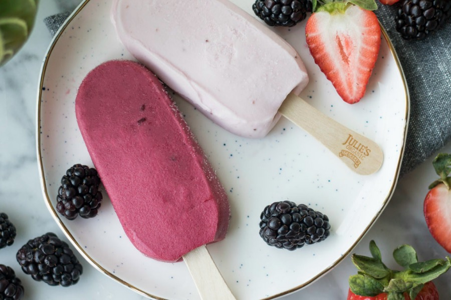 We found the best low-sugar popsicle brands and now summer can't come soon enough.