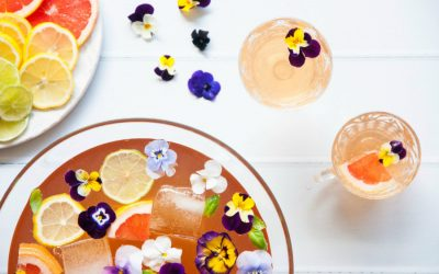 6 botanical cocktails that are as fun to look at as they are to drink