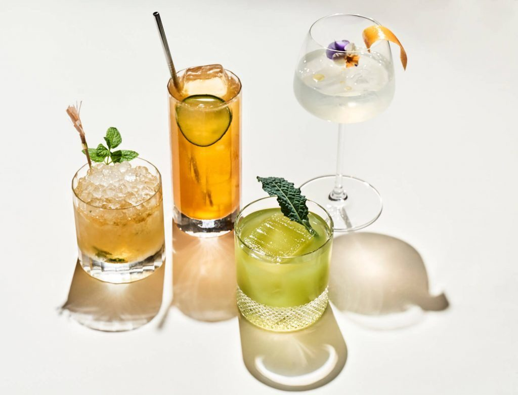4 CBD spiked cocktail recipes from mixologist Maxwell Reis | Goop