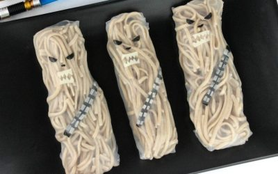 7 Solo movie themed Star Wars Treats great for a big party or just…Solo. Ha.