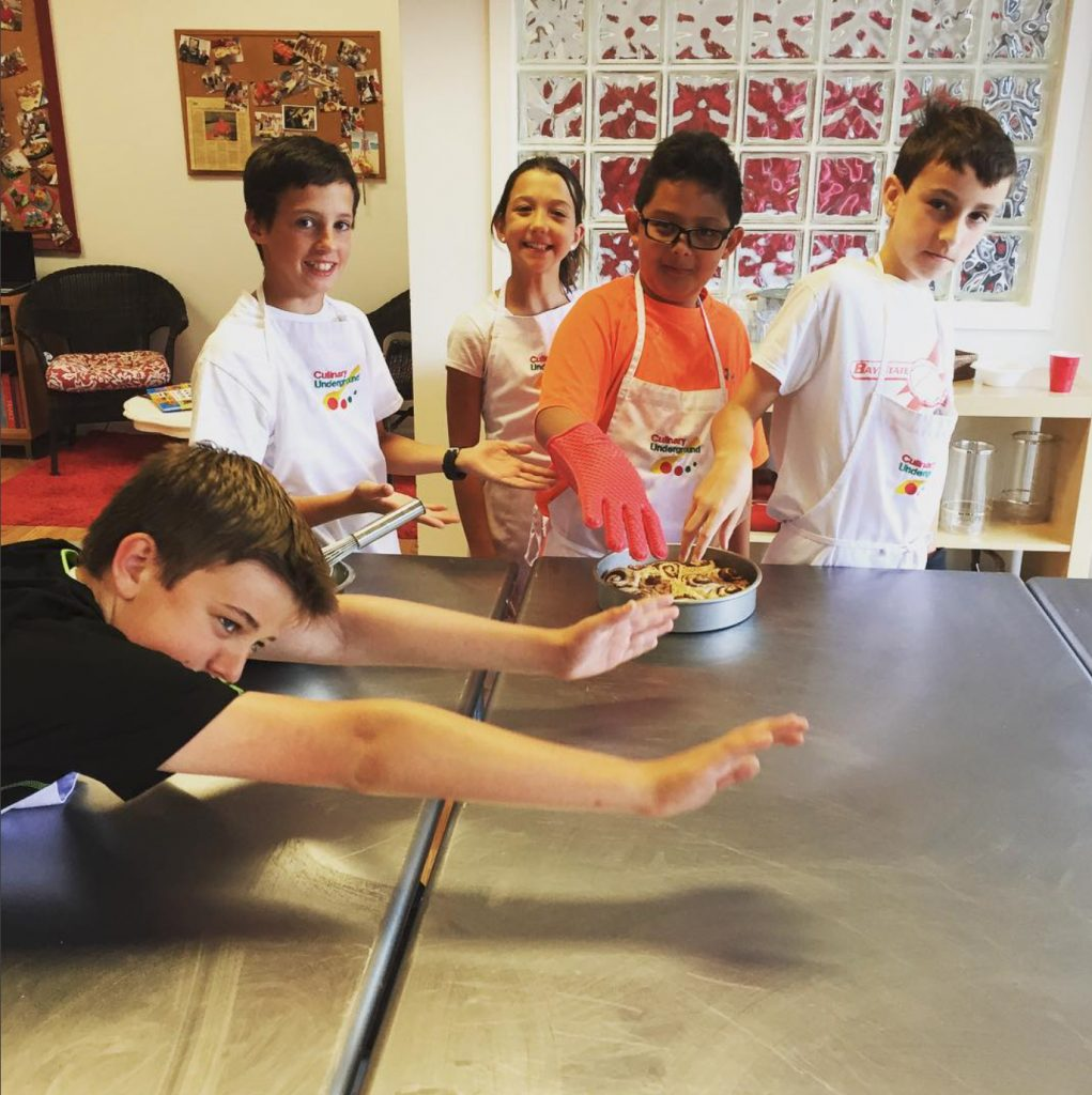 Culinary Camps for Kids: Culinary Underground, Chicago   Cool Mom Eats