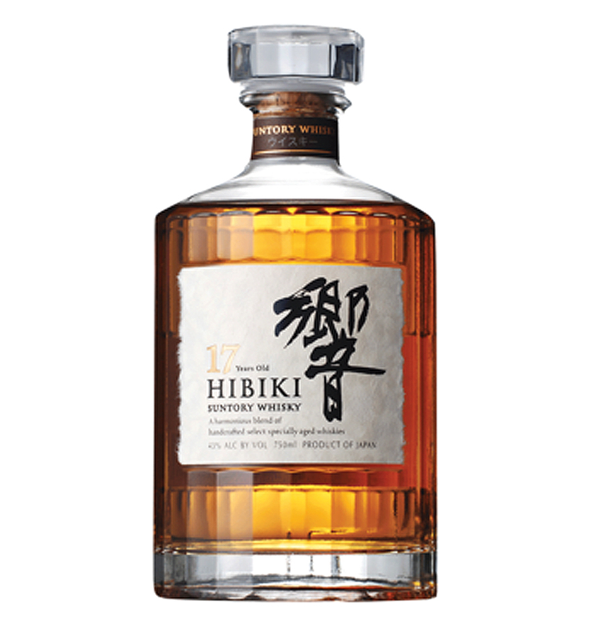 Gourmet Father's Day Gifts: Hibiki Whiskey