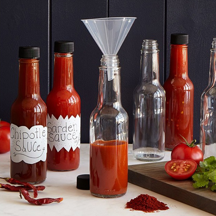 Gourmet Father's Day Gifts: Uncommon Goods Make Your Own Hot Sauce Kit