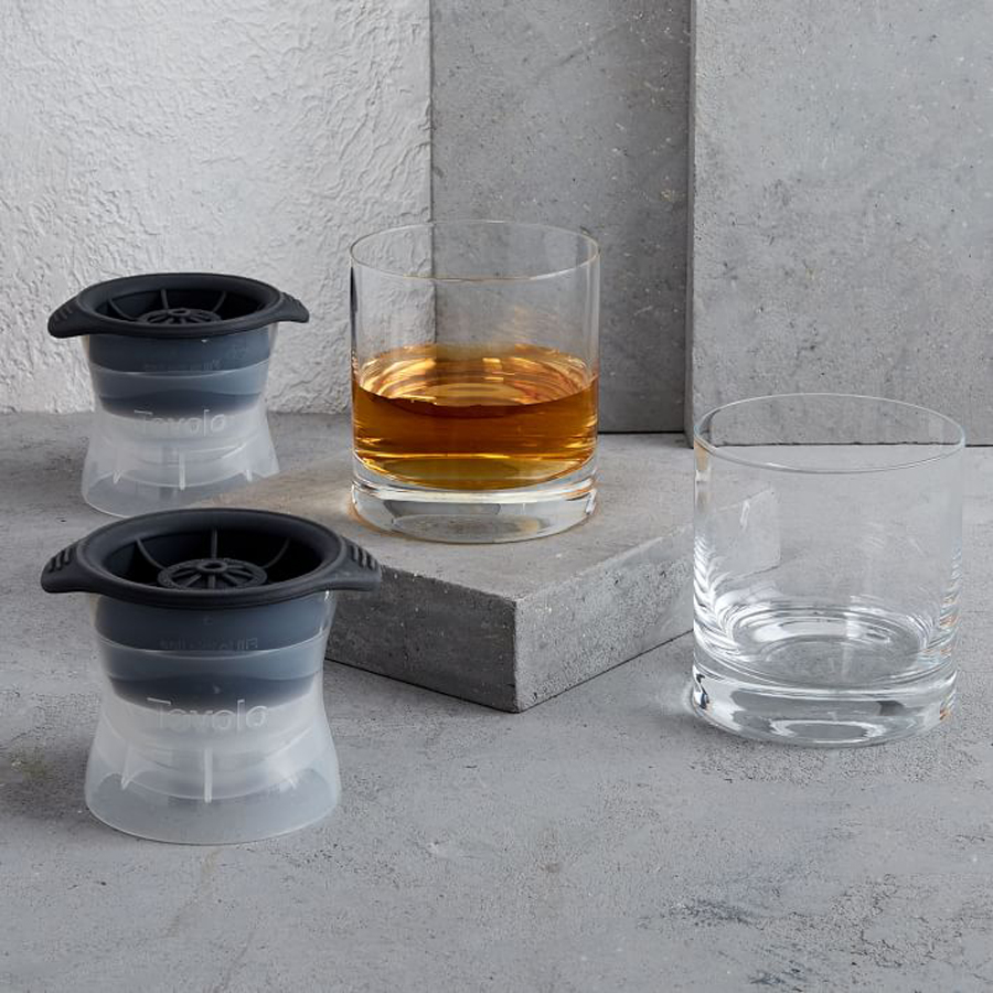 Gourmet Father's Day Gifts: West Elm Ultimate Whiskey Set