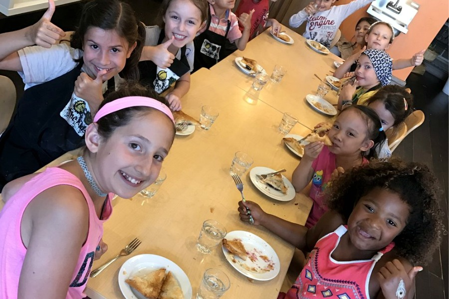 The best culinary summer camps for kids around the country. You both reap the rewards!