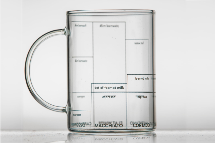 The perfect mug for the coffee snob in all of us