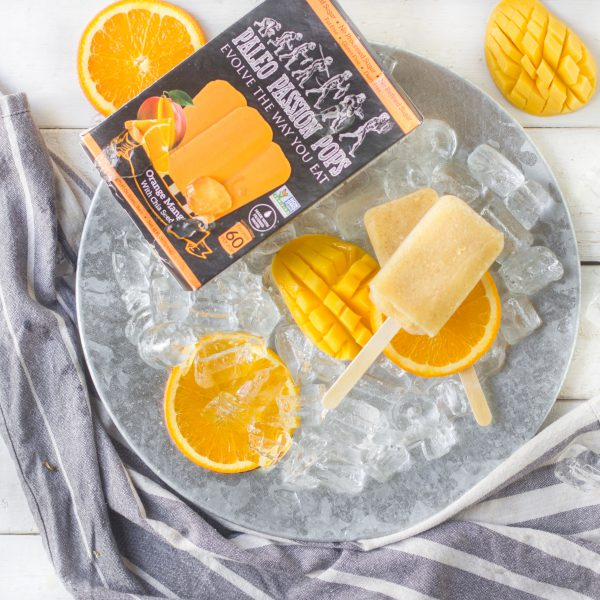 Best low-sugar popsicles brands: Paleo Passion Pops