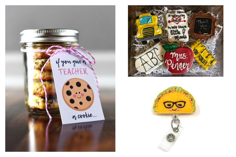 teacher appreciation food gifts