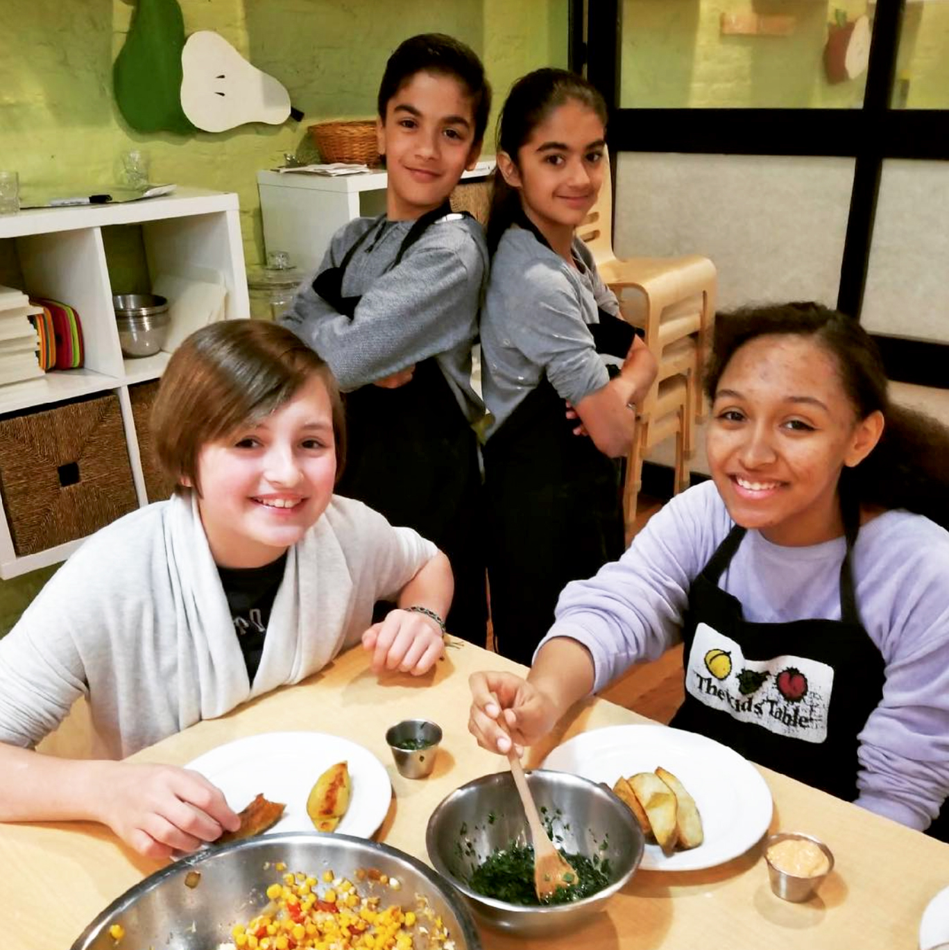 Culinary Camp for Kids: Chicago's Kids' Table Cooking Camp for Teens | Cool Mom Eats