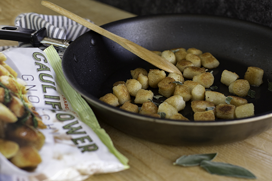 Trader Joe's Family Friendly Products: Cauliflower Gnocchi