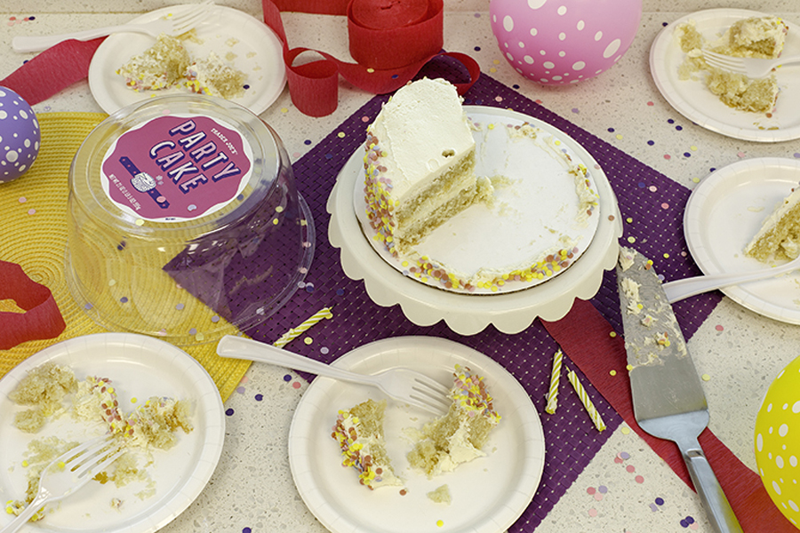 Trader Joe's Family Friendly Products: Party Cake