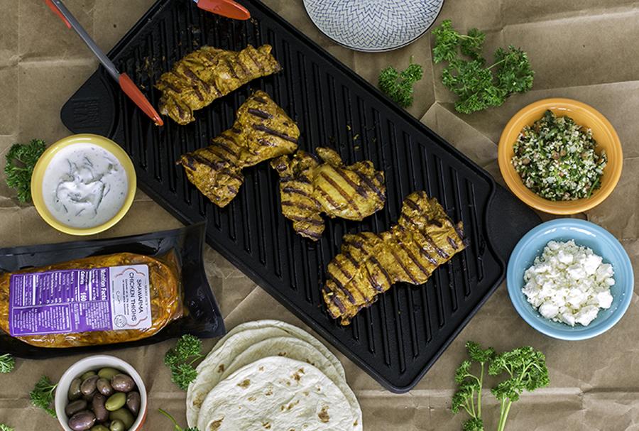 Trader Joe's Family Friendly Products: Shawarma Chicken Thighs