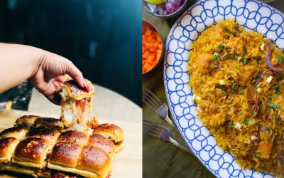 Next week's meal plan: 5 easy recipes for the week ahead, from vegetarian BBQ sliders to lighter Chicken Biryani.