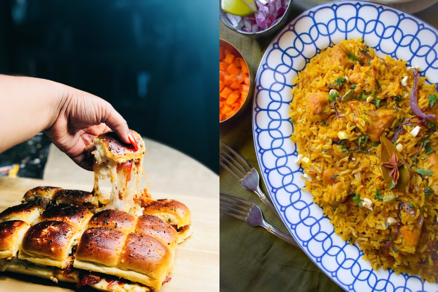 Next week's meal plan: 5 easy recipes for the week ahead, from vegetarian BBQ sliders to lighter Chicken Biryani.