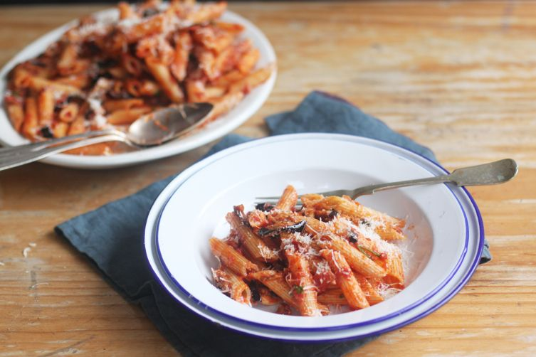 Cool Mom Eats weekly meal plan: Pasta alla Norma at Food52