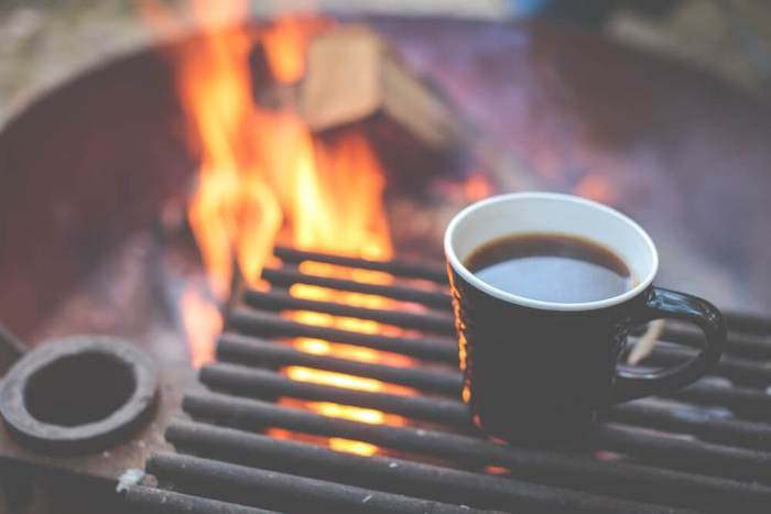 Simple camping recipes: Easy Mocha Latte at Back Road Ramblers
