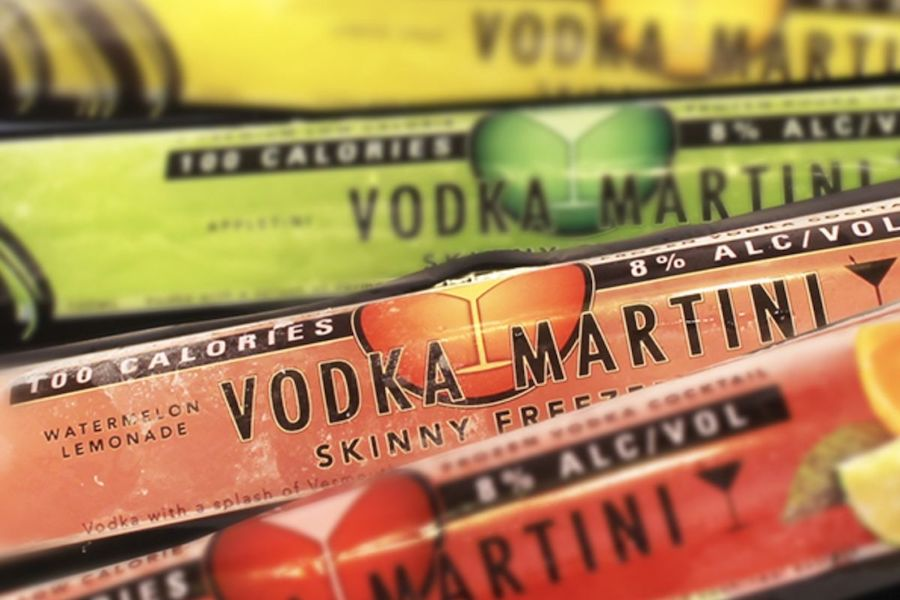 Food hacks: How to make your own frozen boozy popsicles like the vodka martini pops from Costco | Cool Mom Eats