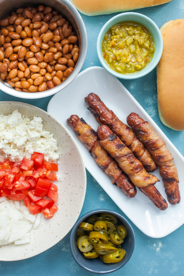 Favorite Father's Day recipes: Sonoran Hot Dogs | Macheesmo
