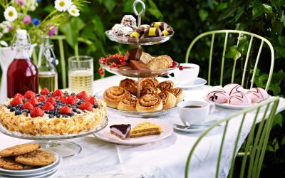How to put together your own fika, a Swedish version of afternoon tea