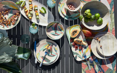 Our favorite unbreakable, outdoor dishes for al fresco entertaining all spring and summer long