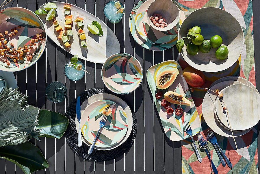 Unbreakable outdoor dishes that are perfect for all your summer entertaining