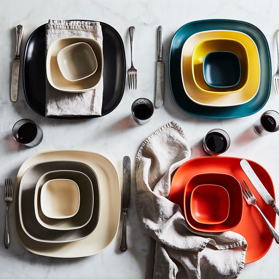 Unbreakable Outdoor Summer Dishes: Ekobo Recycled Bamboo from Food 52