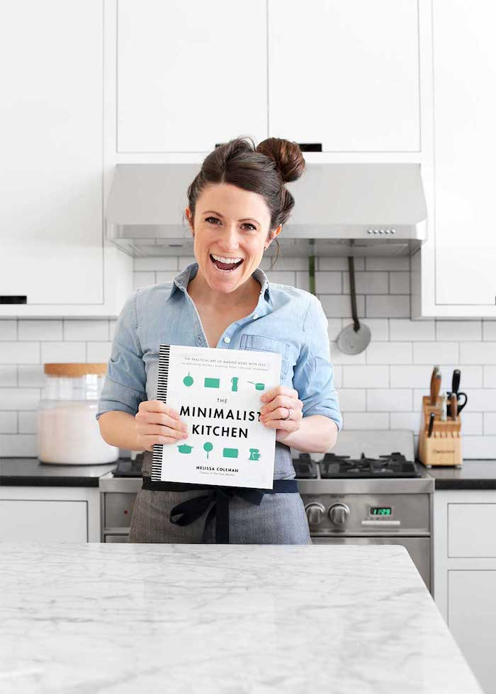 Great summer cookbooks for families: The Minimalist Kitchen by Melissa Coleman