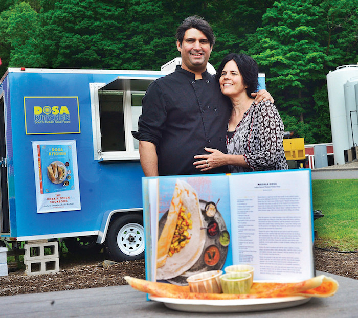 Great summer cookbooks for families: Dosa Kitchen by Nash Patel