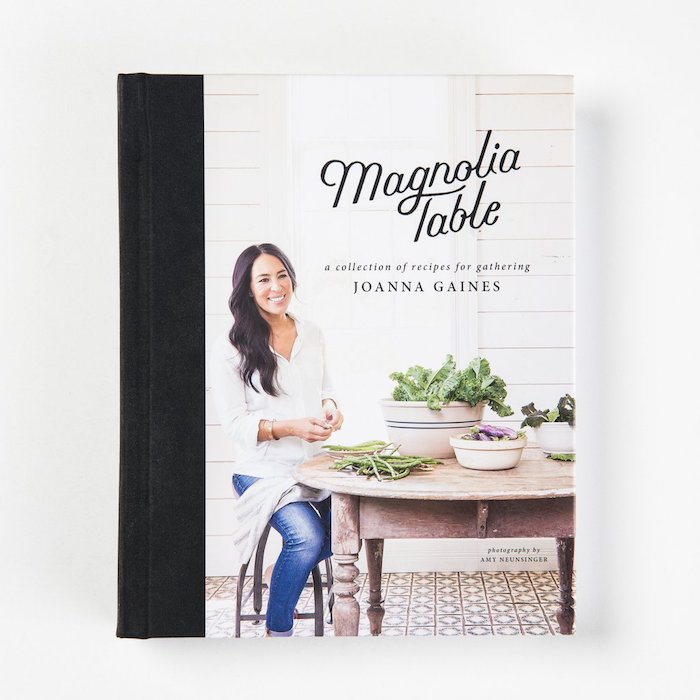 Great summer cookbooks for families: Magnolia Table by Joanna Gaines