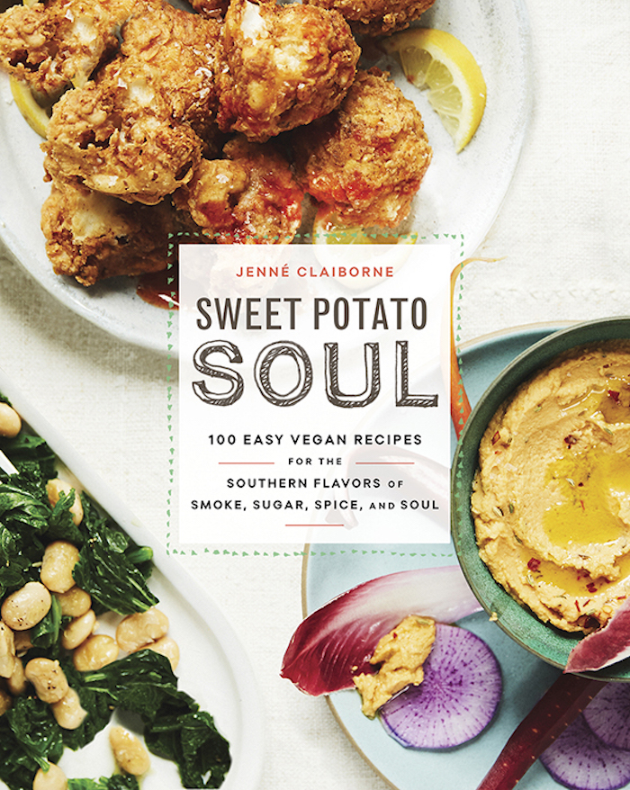 Great summer cookbooks for families: Sweet Potato Soul by Jenné Claiborne