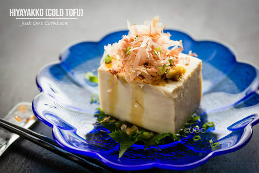 Hiyayakko is going to be your new favorite summer appetizer