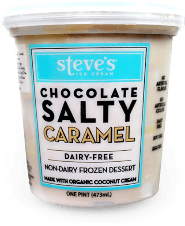 Best dairy-free ice cream flavors for summer: Steve's Ice Cream