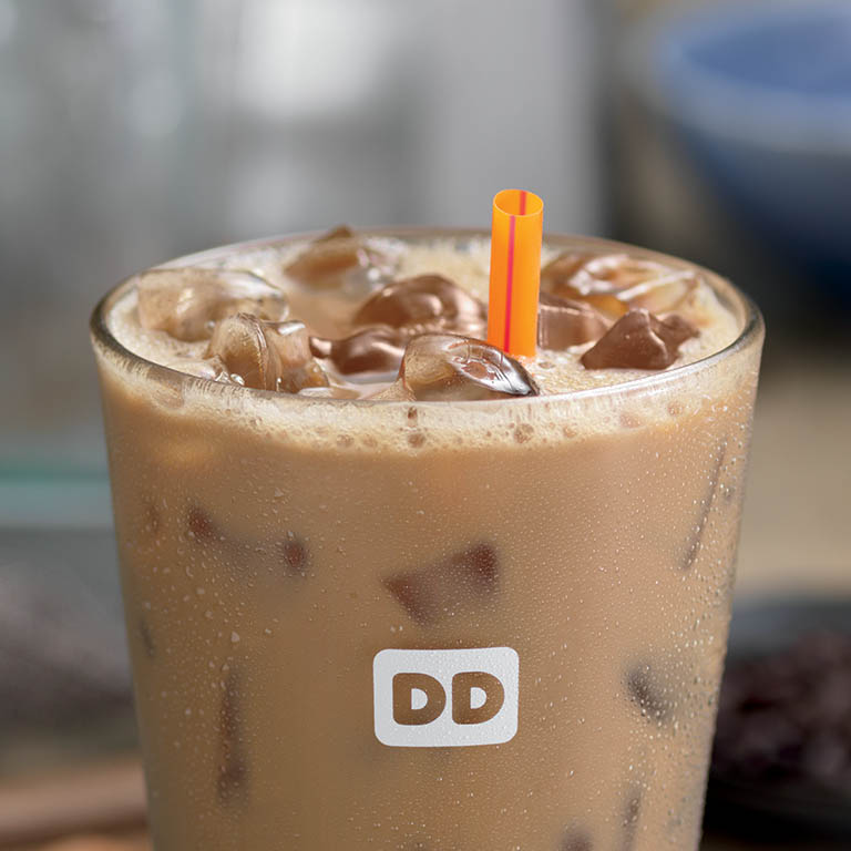 Our guide to the best fast food iced coffee for road trips