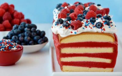 9 easy, last-minute, 4th of July dessert recipes that will be the star of your party