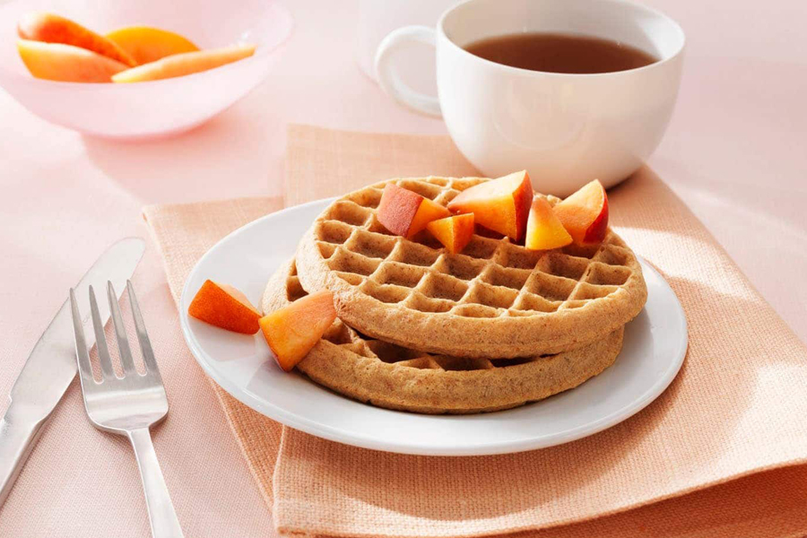 7 freezer essentials for family cooks that make mealtimes easier    Frozen waffles, like these from Kashi, or you can make homemade