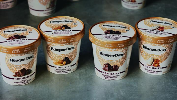 Best dairy-free ice cream for summer: Häagen-Dazs non-dairy flavors