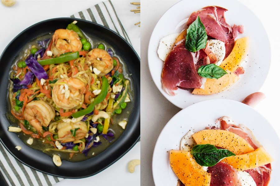 Weekly Meal Plan: 5 easy dishes all using fresh summer foods in season right now