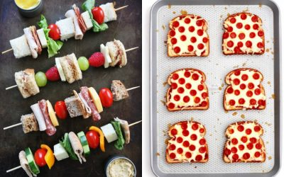 9 clever non-sandwich school lunch ideas for parents who desperately need to change things up | Back to School Lunch Guide 2018
