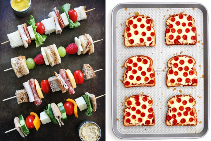 9 clever non-sandwich school lunch ideas for parents who desperately need to change things up | Back to School Lunch Guide