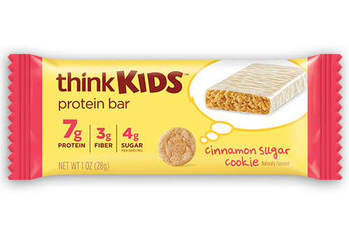 ThinkKIDS protein bars: Good alternative to classic granola bars