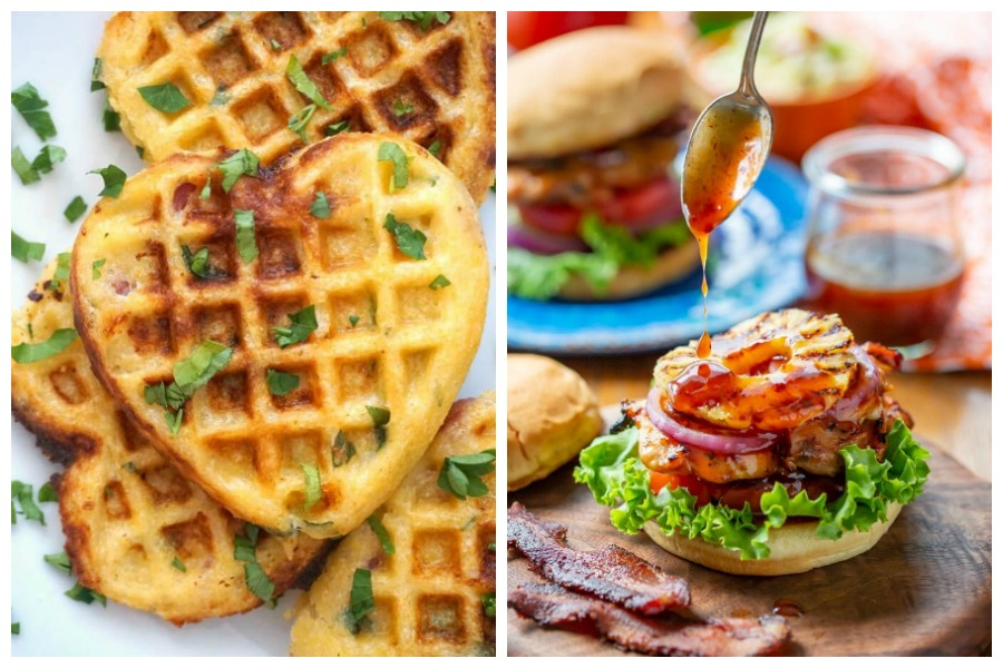 Weekly meal plan: 5 easy meals for the week ahead, including an outrageous chicken sandwich and waffles…for dinner