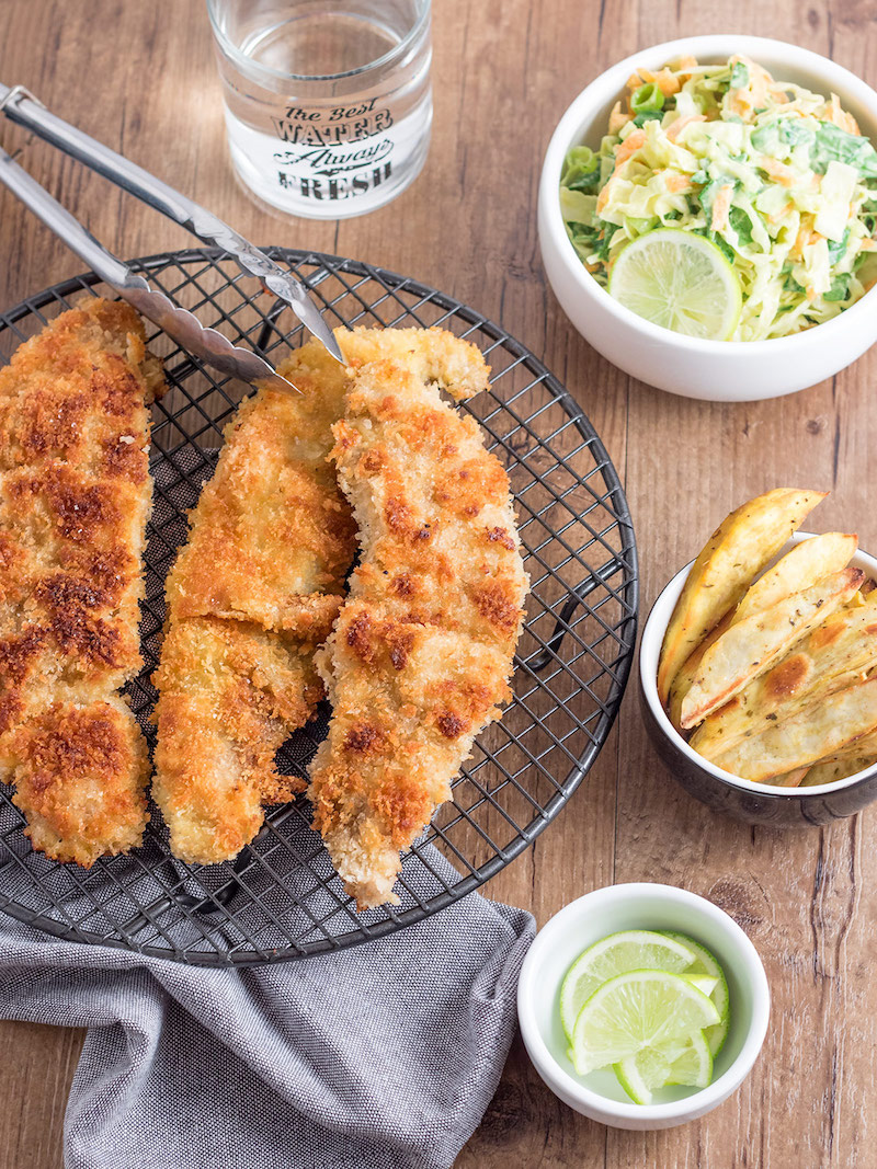 Weekly meal plan: Pork Schnitzel at Your Ultimate Menu