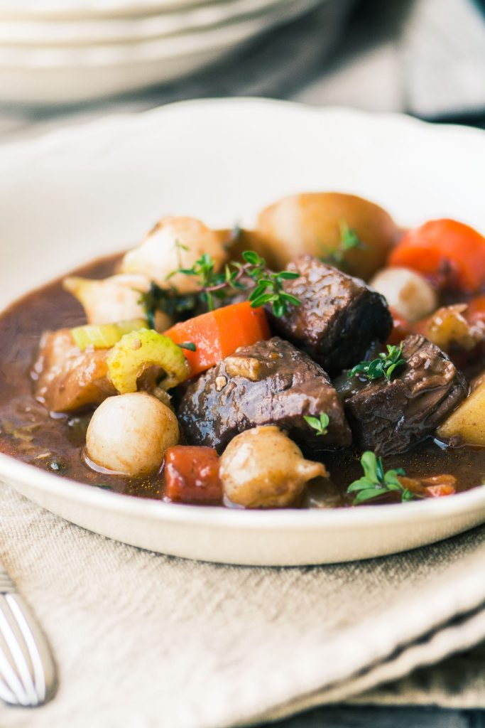 Classic dinner recipes for the Instant Pot: Instant Pot Beef Bourguignon | The View from Great Island