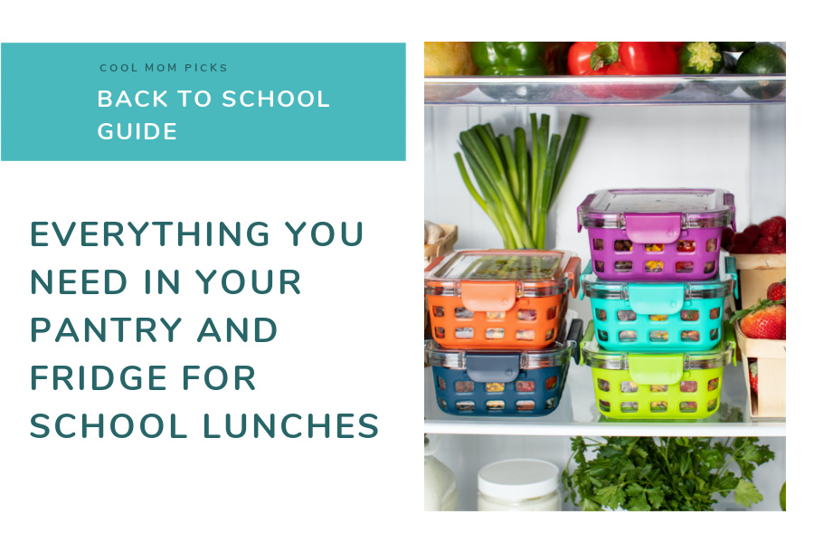 The essential school lunch shopping list: Everything you need in your pantry + fridge | Back to School Guide