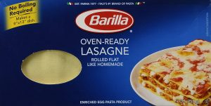 The best oven-ready noodles to use for homemade lasagna: Barilla. With one exception... | coolmomeats.com