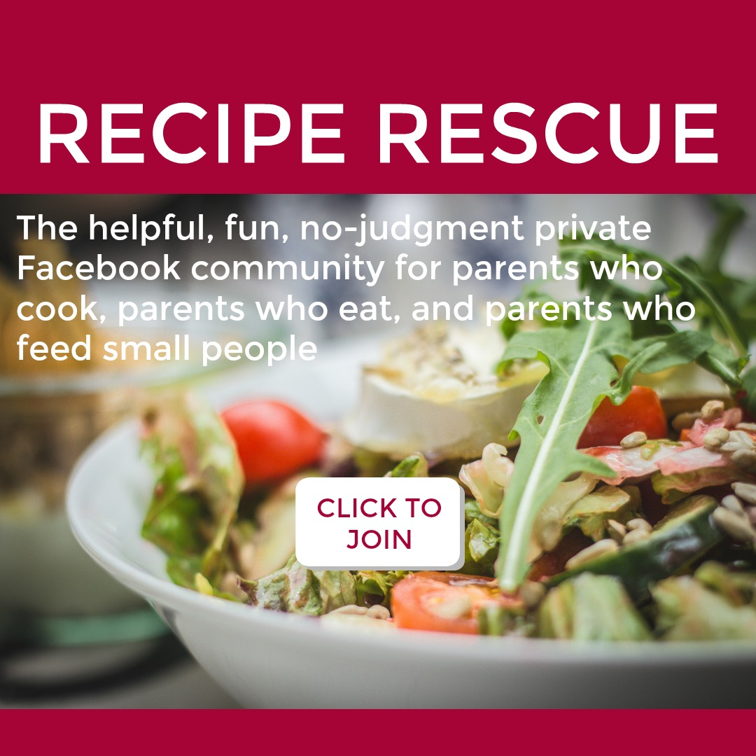 Recipe Rescue: The new Facebook private group for Cool Mom Eats readers