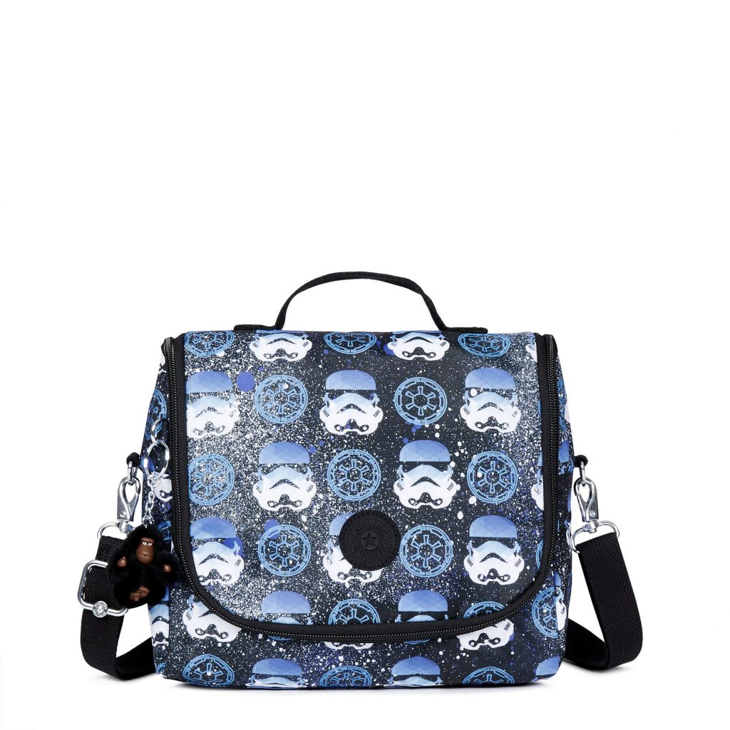 Kipling Star Wars Print soft lunch bag