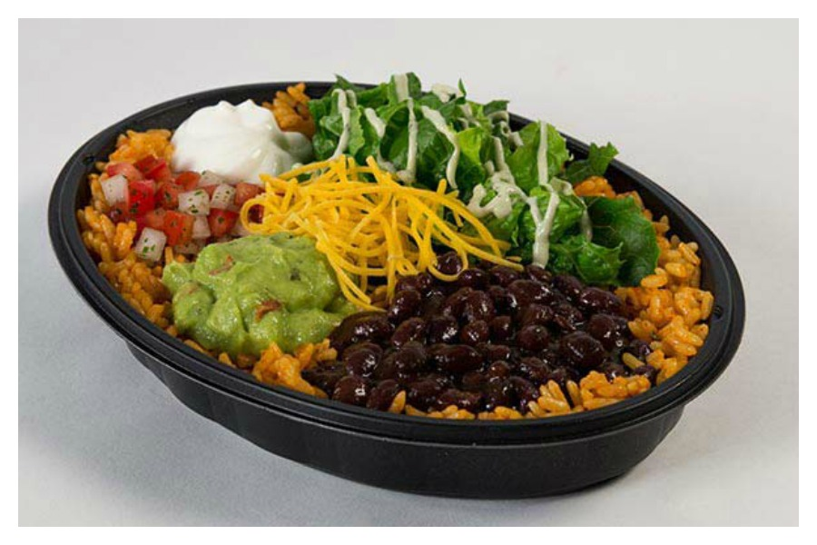Where (isn't) the beef? Every meatless meal at 9 of America's top fast food chains.