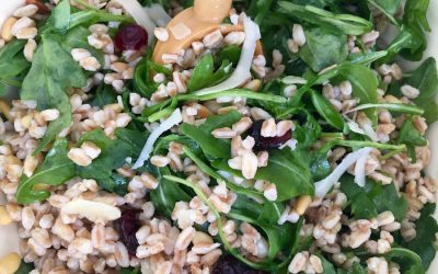 Grain swap: 5 simple ways to use farro as a healthy alternative to pasta and rice.